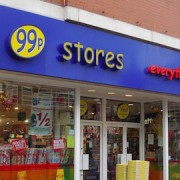 99p Store on North End. Credit: Kate (Flickr).