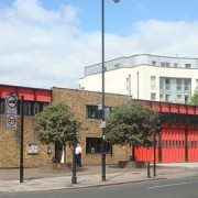 Kingsland Road Fire Station