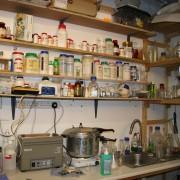 London's Biohackspace. Pic: Jennifer Hahn.