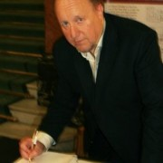 Croydon councillor, Tony Newman, signing the book of condolence. Pic Croydon Council