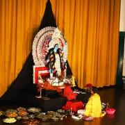 Diwali festival in York Hall Pic: Khanim Javadova