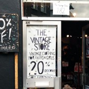Shops on brick lane will be participating in Black Friday