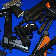 The Met look to take guns off the street. Pic: Met Police