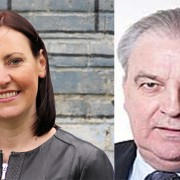 Vicky Foxcroft and Jim Dowd Pic: Vicky Foxcroft and UK Parliament