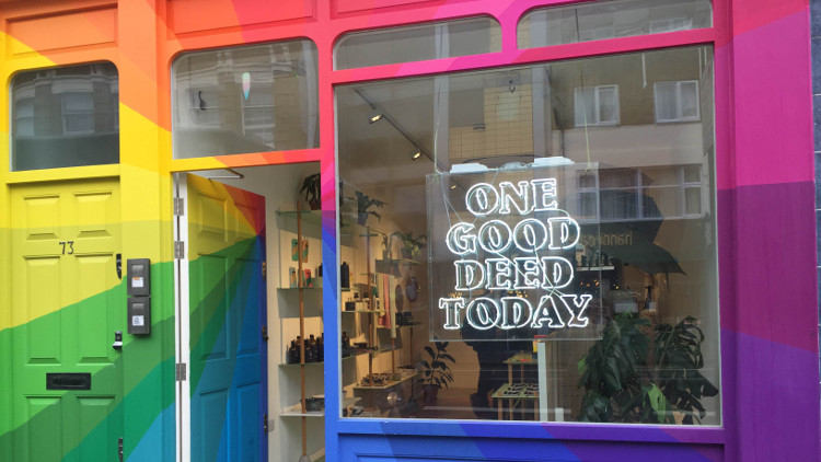 Crack + Cider's One Good Deed Today store Pic: Rashi Wadhera