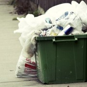 Lewisham may get fined for their poor recycling rate. Pic: Cleaner Croydon