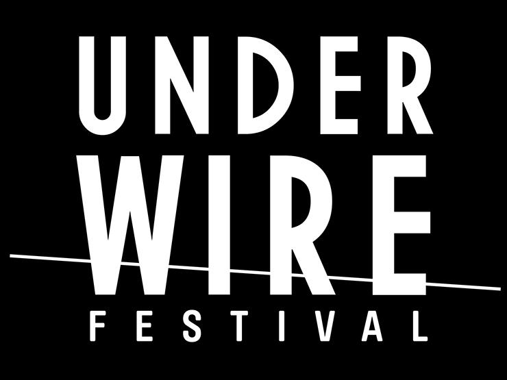 Underwire Festival Logo. Pic: Underwire Festival