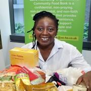 AGJ Croydon food bank2