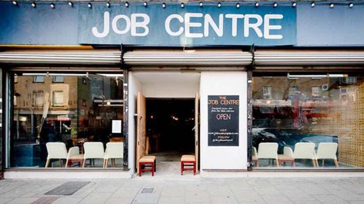 AGJ Lewisham JobCentre