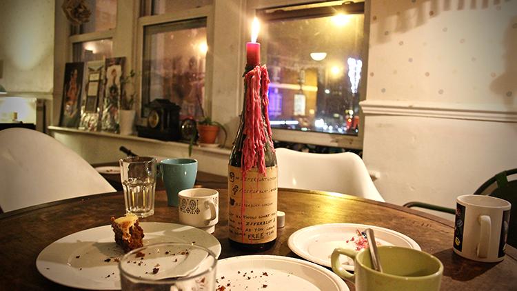 Death café London Pic: Anja Krogstad