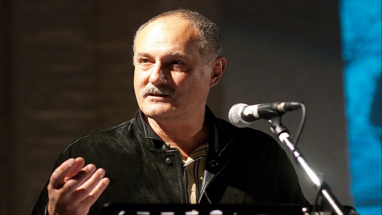 Award winning screenwriter Tony Grisoniis Pic: Longplayer