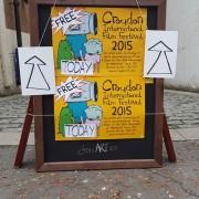 Croydon International Film Festival 2015 Pic: Michael To