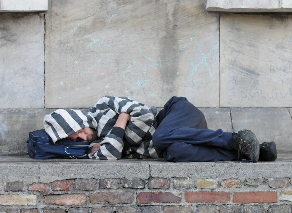The rate of statutory homelessness rose by 76 per cent in Lewisham since 2010 Pic: Isabel Togoh