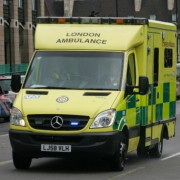 Croydon ambulance