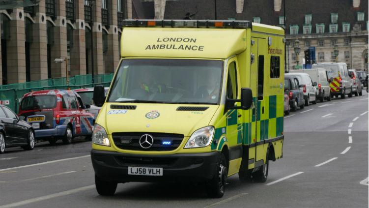 Croydon ambulance