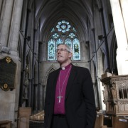Bishop of Southwark Christopher Chessun talks to Eastlondonlines