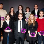 Guardian student media awards Pic: The Guardian