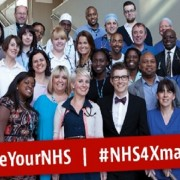 Lewisham and Greenwich NHS win their campaign to take the Christmas Number One slot