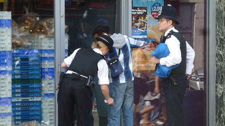 Stop and search procedures under public scrutiny