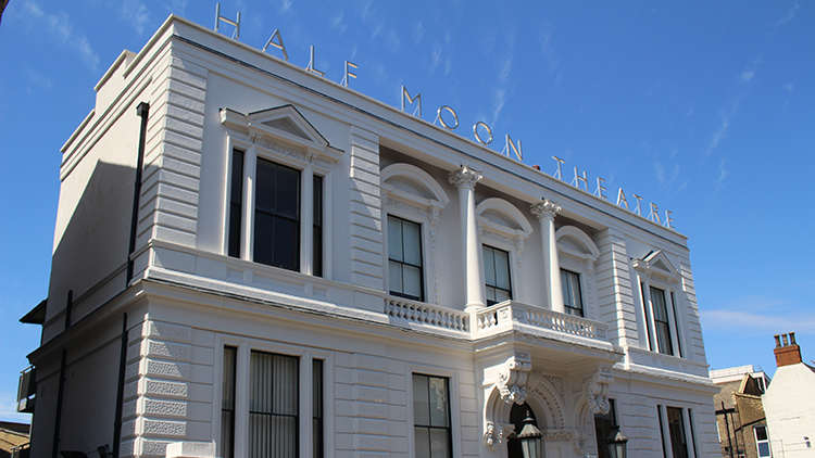 Half Moon Theatre. Pic: Half Moon Theatre