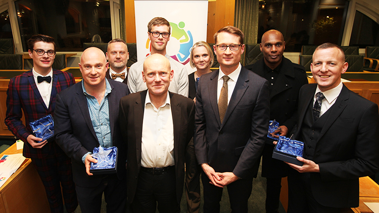 Tower Hamlets Council entered Stonewall index as top LGBT employer. Pic: Tower Hamlets Council