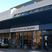 Croydon University Hospital. Pic: Croydon Health Services NHS Trust