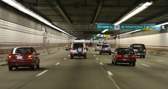 Tunnel likes these in Boston could soon be linking Hackney to west London. Pic: Rene Schwietzke