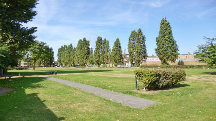 Shoreditch Park. Pic: Geograph
