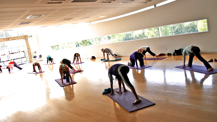 Join a body positive yoga session this week! Pic: www.localfitness.com.au