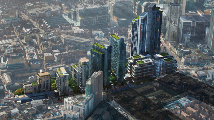 Bishopsgate Goodyard. Pic: The More Light, More Power campaign