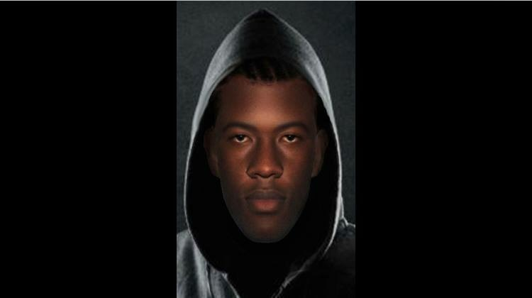 e-fit image of an assaults man. Pic: Metropolitan Police