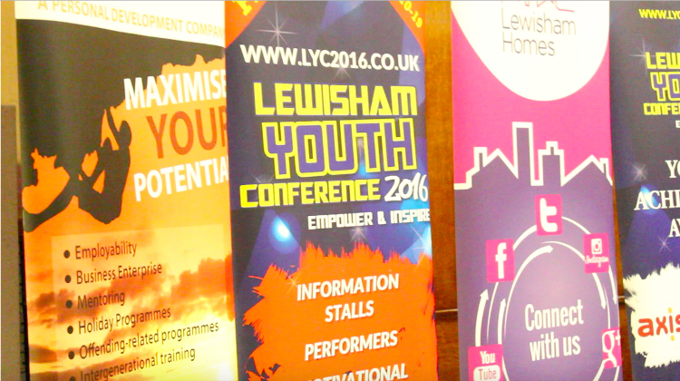 Lewisham Youth Conference 2016. Pic: Emma Pradella