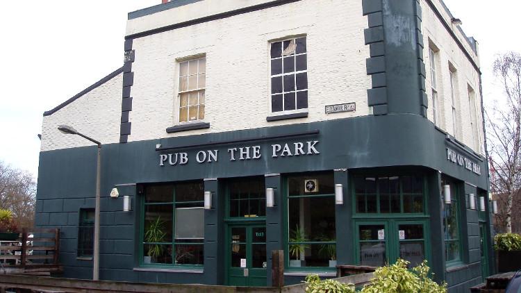 Pub on the Park are hosting a comedy night! Pic: Ewan Munro