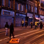2011 Croydon riots. Pic: Raymond Yau