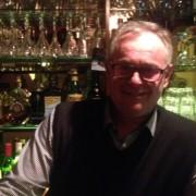 Meet Raffaele Giannandrea, owner of chicken shop Trattoria Raffaele PIC Eir Nolsoe