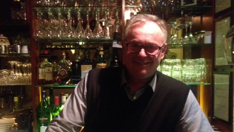 Meet Raffaele Giannandrea, owner of chicken shop Trattoria Raffaele PIC Eir Nolsoe