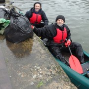 S.B Canoe Clean Up 2-RESIZED