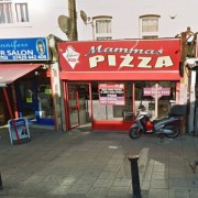 Mama's pizzas on Thornton Heath High Street.  Pic Credit: Google Street View