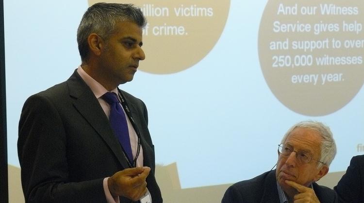 Sadiq Khan-Crime RESIZED PIC Policy Exchange