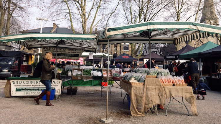 Brockley Market. Pic: Emma Chadwick