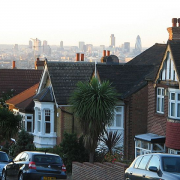 Forest Hill in Lewisham, where house prices are rising. Pic: Will Fox
