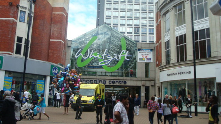 Whitgift Centre in Croydon which will be replaced. Pic: Stacey Harris