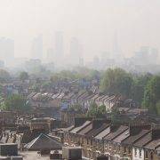 Tower Hamlets is one of the most polluted boroughs in London.
