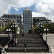 Tower Hamlets' population is said to be fastest-growing in the UK.