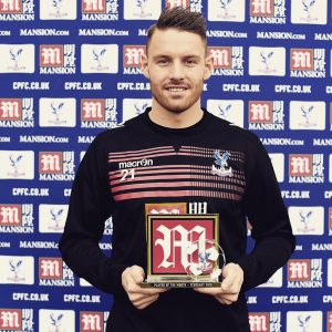 Connor Wickham - star striker for Crystal Palace
