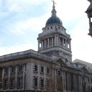 Old Bailey, where Nurten Taycar was found guilty. Pic: tbmurray