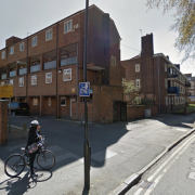 Pitfield Street, Hoxton, nearby where Addai was murdered. Pic: Google Streetview