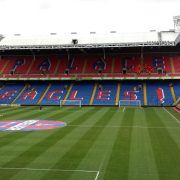 Selhurst Park, home for Crystal Palace FC. Pic: Rockybiggs