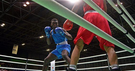 Credit: Boxing AIBA (Flickr)
