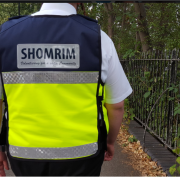 The missing teenager was found. Pic: Shomrim Twitter